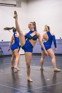 Charlee's Elite School of Dance Senior Edge Trio