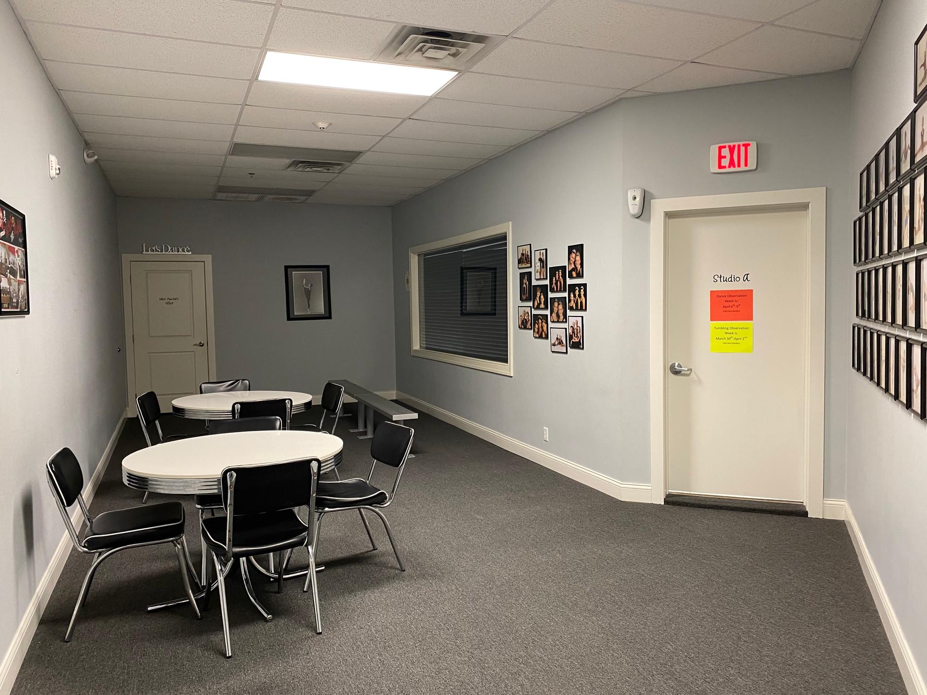 Studio A Lobby