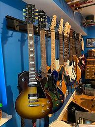 JAM's electric guitars
