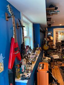 JAM's adjusted-size electric guitars
