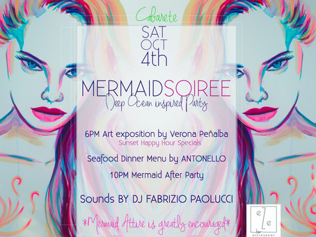 Mermaids Soiree