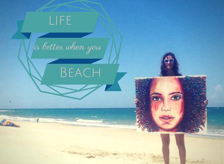 Living an Ocean Dream in Cabarete, DR . Mermaids. Sun. Love