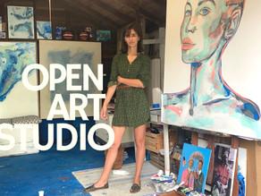 OPEN ART STUDIO 2021