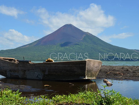 GRACIAS NICARAGUA!