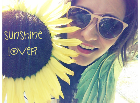Sunshine Lover | First day in Greenport, NY