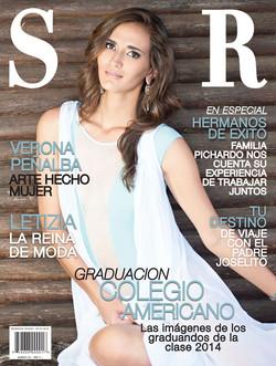 Magazine SER Cover