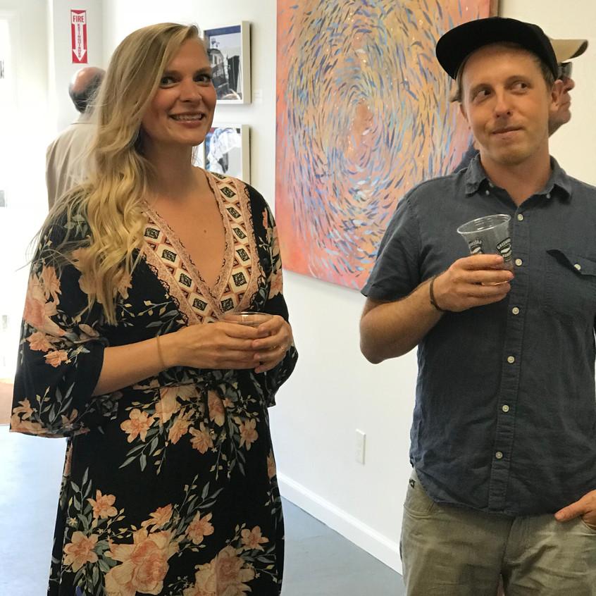 Emma Ballou & Scott Bluedorn