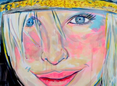 My Rosie's Portrait brings me Joy