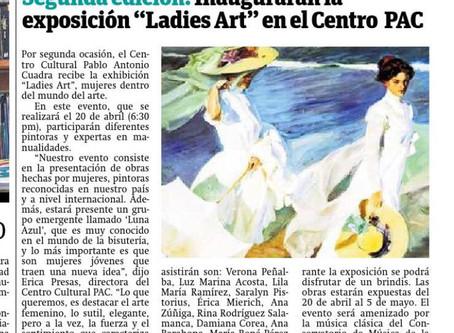 Ladies Art Exposición