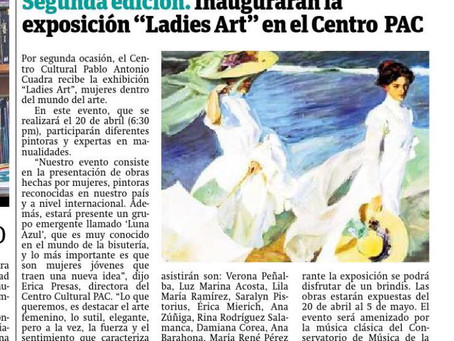 Ladies Art Exposición