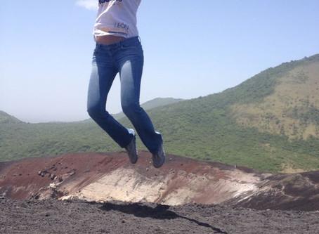 Cerro Negro AshBoarding Nicaragua