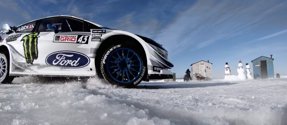Project Breakdown: Gymkhana with Ken Block