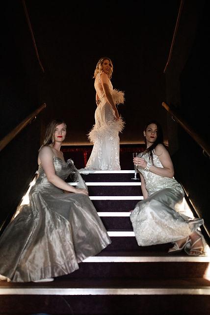 Vintage Hollywood Glamour Wedding Dresses