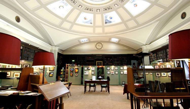 portico library manchester wedding venue