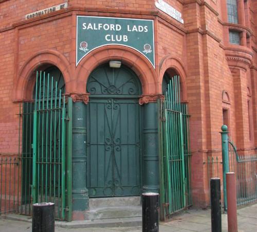 salford lads club unique wedding venue manchester
