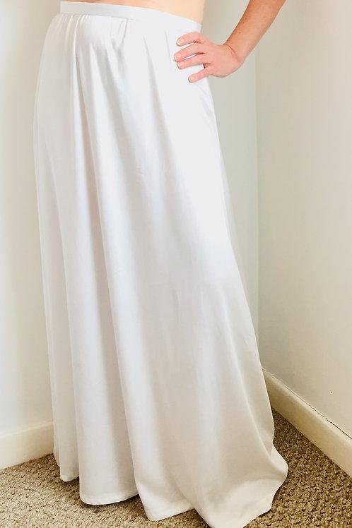 Frock Goddess Jessica Silk Bridal Skirt