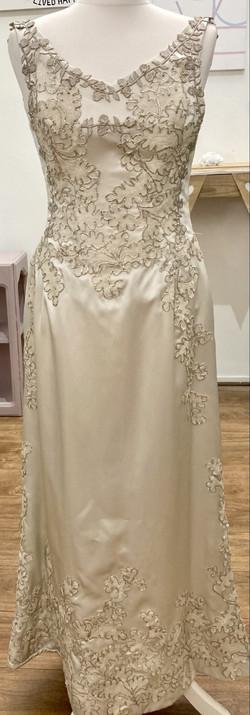 CC bridal dress