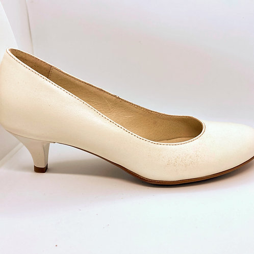 Low Heel Bridal Shoes