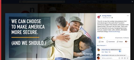 Energy Nation_ Facebook