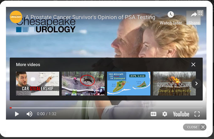 Chesapeake Urology_Videos