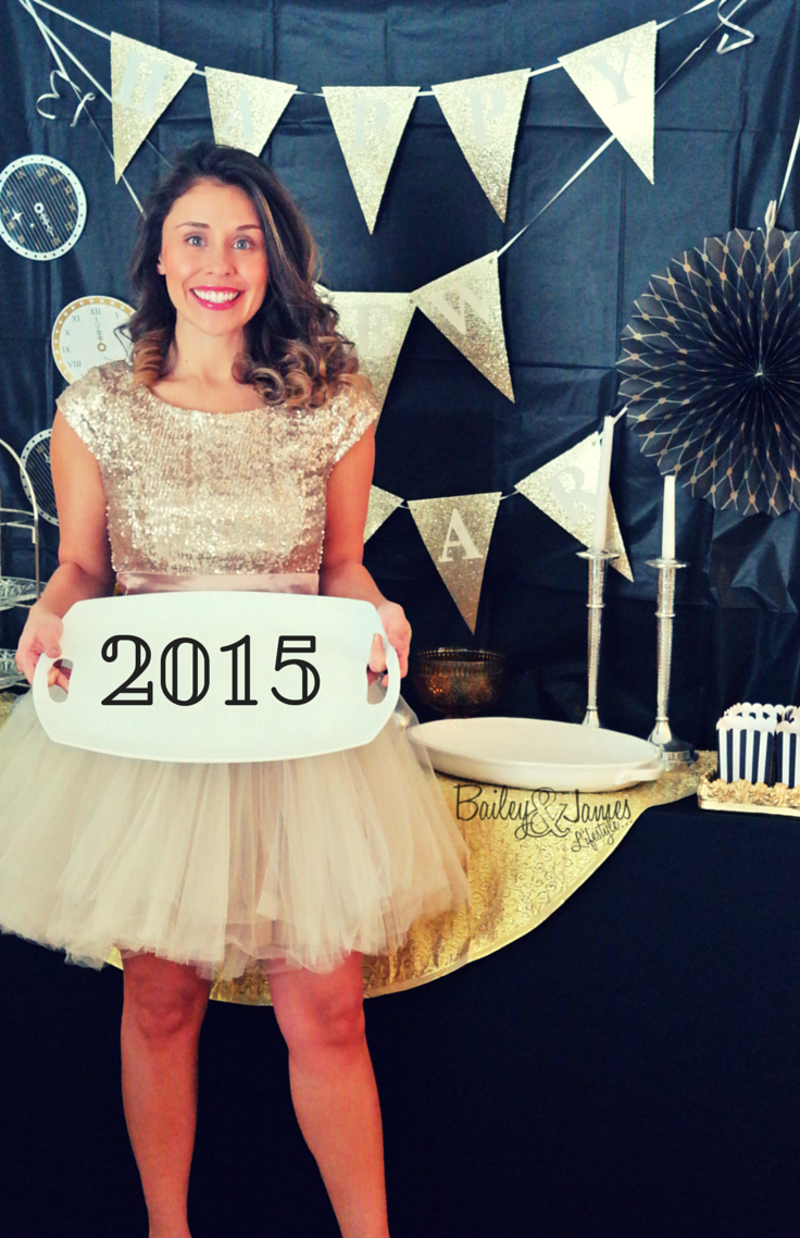 Lavish Lemon Link Up: 2015 New Year's Resolutions