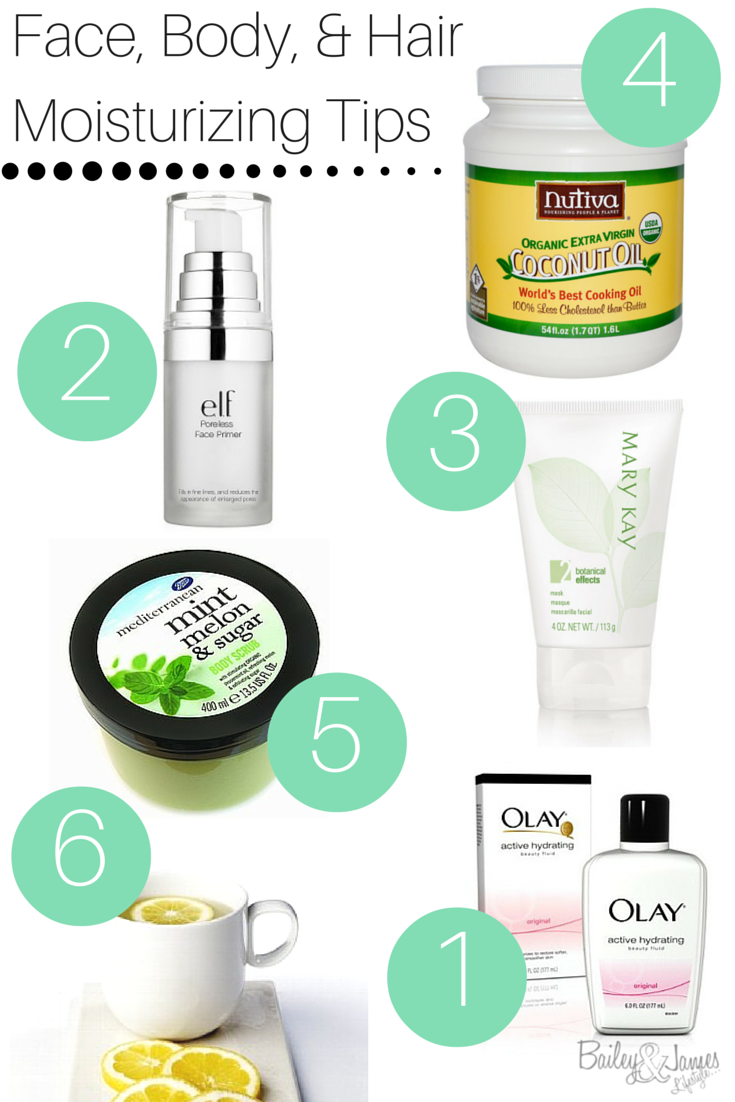 Weekly Moisturizing Beauty Routine