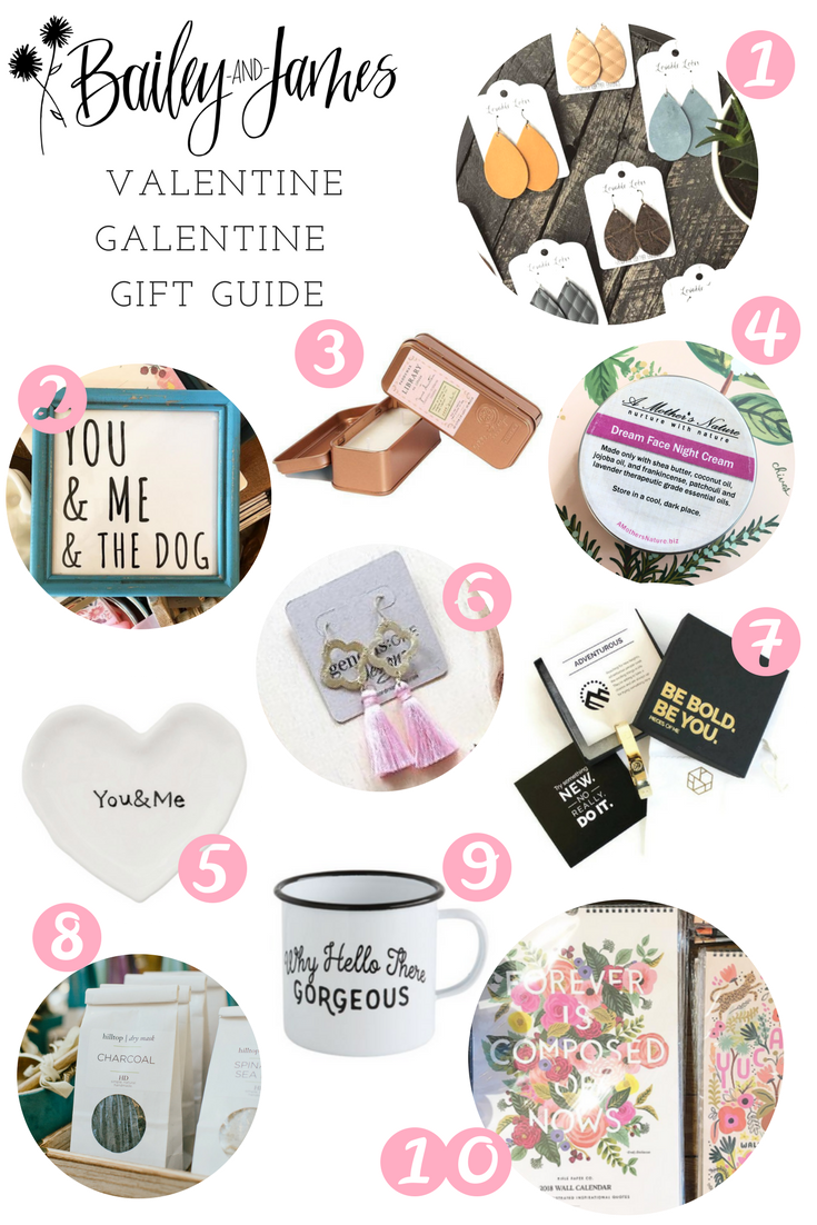 2018 Valentine Gift Guide