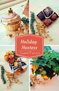 Holiday Hostess Favors