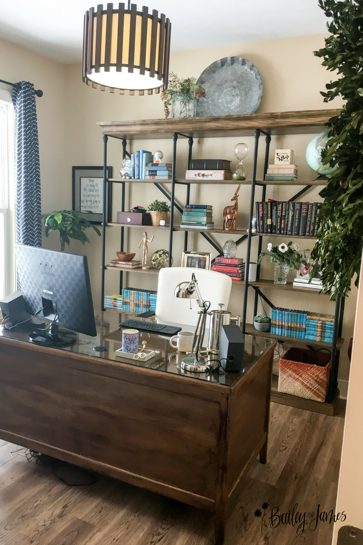 Amber's Home Tour: Office