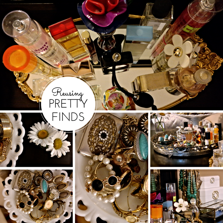Reusing Pretty Finds
