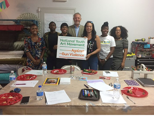 Gun Trafficking & Trauma: A Woke & Winning Youth Action Summer Series Topic