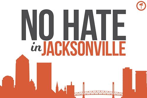 No Hate in JAX