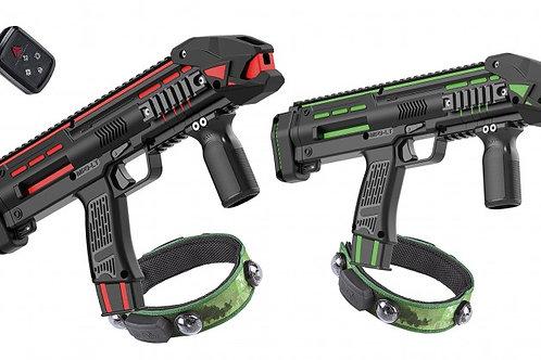 Laser tag pour 2 joueurs