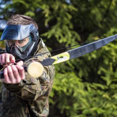 Archery game Fun War Equipement