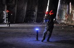 Laser game exterieur Fun War