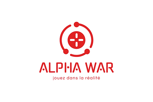 Logo Alpha War