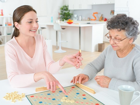 Meaningful Activities for Seniors with Dementia