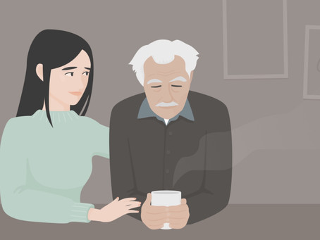 Caring for Loved Ones with Dementia during COVID-19 Crisis