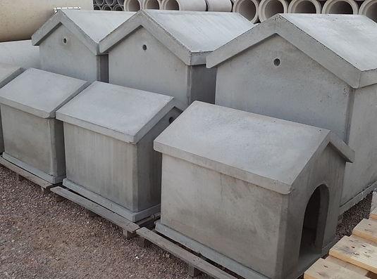 casetas para perros  fls tubos