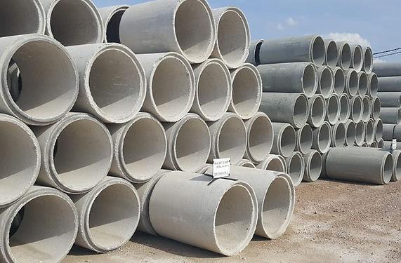 tubos de hormigón junta de mortero fls tubos