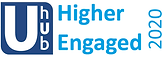 UhUb Higher Engaged Accreditation Logo d