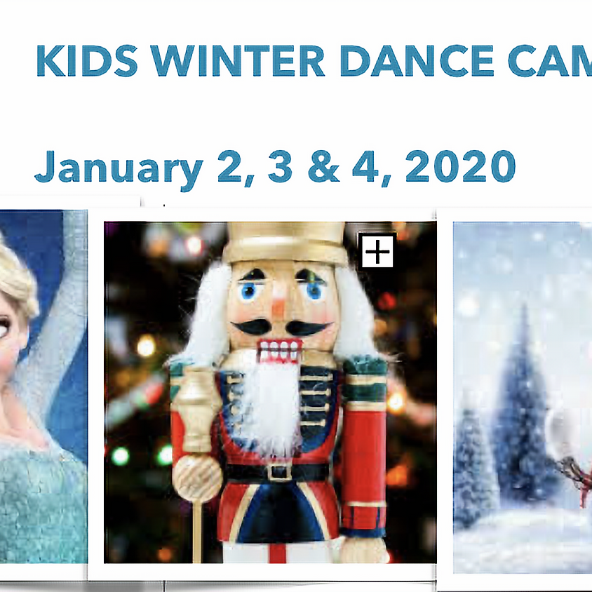 Kids Winter Dance Camp (Ages 3-7)