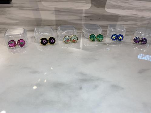 Fruity Sparkle Earrings
