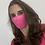 Thumbnail: Neon Sparkle Collection - Face Mask
