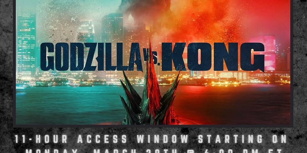 Godzilla vs. Kong Screening