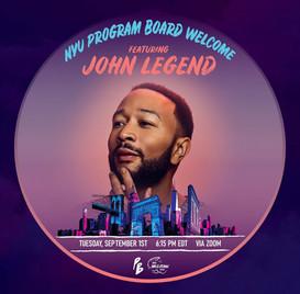 PB Fall 2020 Welcome featuring John Legend
