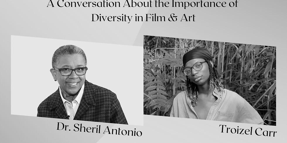 Black Stories Panel