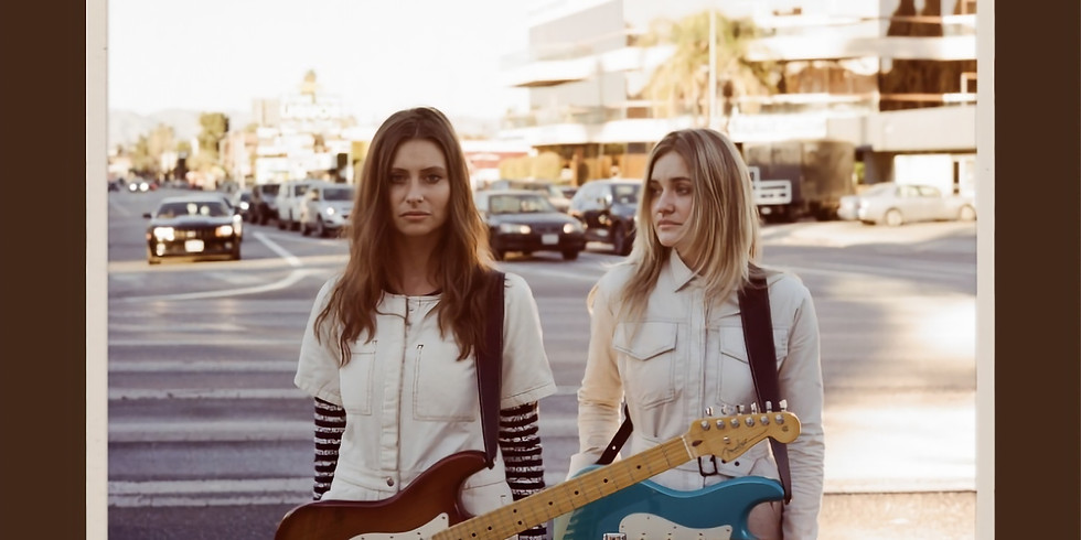 Virtual Performance and Q&A with Aly & AJ