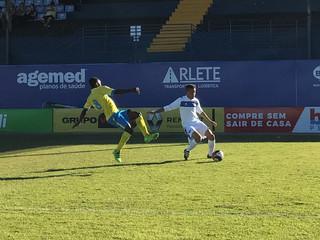 Sub-20 é superado pelo Barra na Copa Santa Catarina