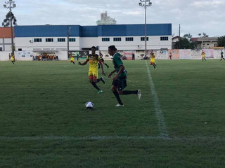 Sub-20 é superado pelo Jaraguá por 2 a 1